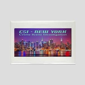 CSI New York Skyline Magnets