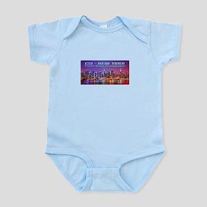 CSI New York Skyline Body Suit