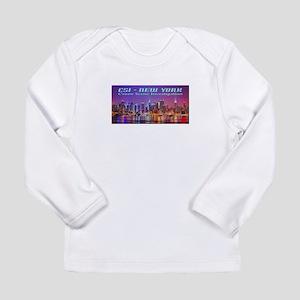 CSI New York Skyline Long Sleeve T-Shirt