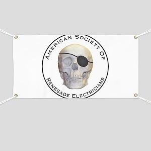 Renegade Electricians Banner