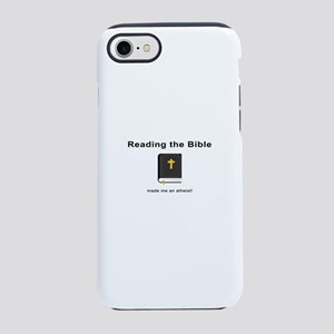 Reading the Bible iPhone 7 Tough Case