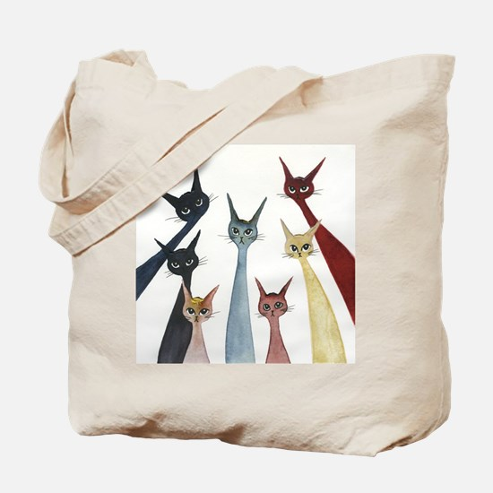 Aroostook Stray Cats  Tote Bag
