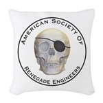 Renegade Engineers Woven Throw Pillow