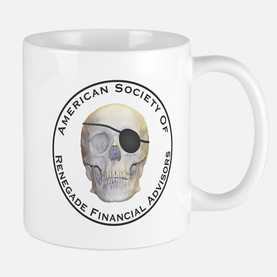 Renegade Financial Advisors Mug