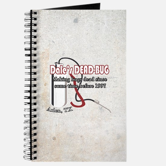 Dale's DEAD-BUG Journal