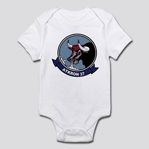 VFA 37 Rampaging Bulls Infant Bodysuit