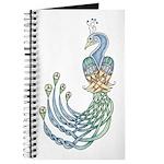 Celtic Peacock Journal