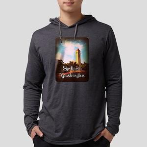 Spokane, Washington Long Sleeve T-Shirt