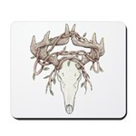 Deer Skull Mousepad