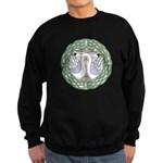 Celtic Swans Sweatshirt