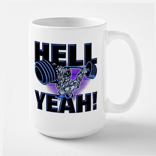 GOT BENCH? Large Mug