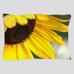 Personality of The Sunflower Pillow Case