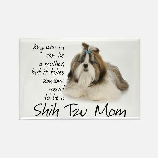 Shih Tzu Mom Magnets