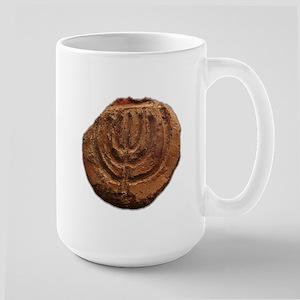Ancient Menorah Mugs