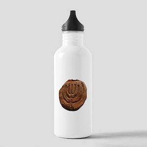 Ancient Menorah Water Bottle