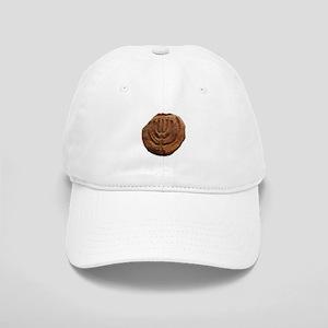 Ancient Menorah Baseball Cap