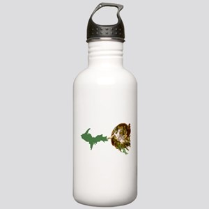 God Creates The U.P. Stainless Water Bottle 1.0L