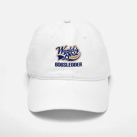 Bobsledder (Worlds Best) Baseball Baseball Cap