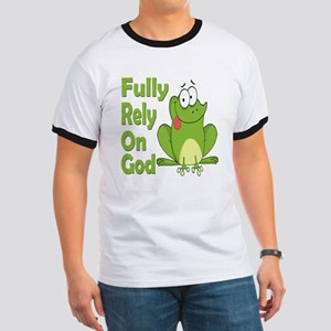 Fully Rely On God Ringer T