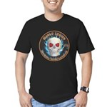 Legion of Evil Accountants Men's Fitted T-Shirt (d