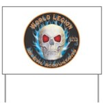 Legion of Evil Accountants Yard Sign