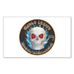 Legion of Evil Accountants Sticker (Rectangle 10 p