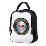 Legion of Evil Accountants Neoprene Lunch Bag