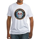 Legion of Evil Auditors Fitted T-Shirt