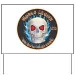 Legion of Evil Auditors Yard Sign
