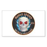 Legion of Evil Auditors Sticker (Rectangle 50 pk)
