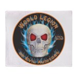Legion of Evil Auditors Throw Blanket