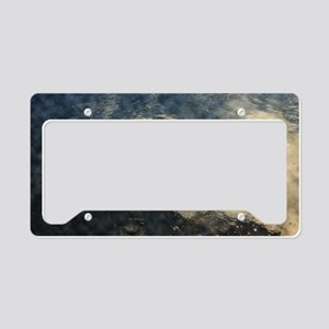 Change License Plate Holder