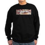 Hound Chase Sweatshirt (dark)