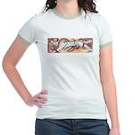 Hound Chase Jr. Ringer T-Shirt