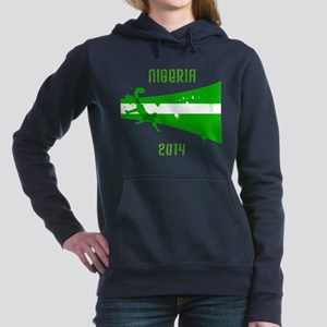 Nigeria World Cup 2014 Hooded Sweatshirt