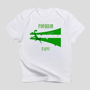 Nigeria World Cup 2014 Infant T-Shirt
