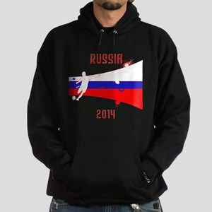 Russia World Cup 2014 Hoodie (dark)