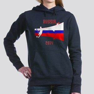 Russia World Cup 2014 Hooded Sweatshirt
