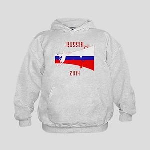 Russia World Cup 2014 Kids Hoodie