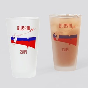 Russia World Cup 2014 Drinking Glass