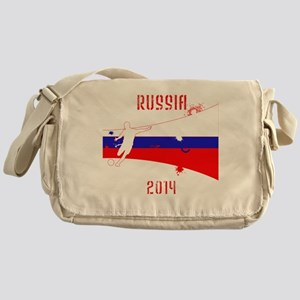 Russia World Cup 2014 Messenger Bag