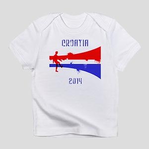 Croatia World Cup 2014 Infant T-Shirt