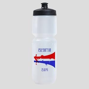 Croatia World Cup 2014 Sports Bottle