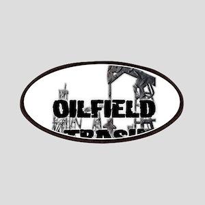 Oilfield Trash Diamond Plate Patches