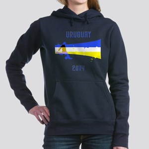 Uruguay World Cup 2014 Hooded Sweatshirt