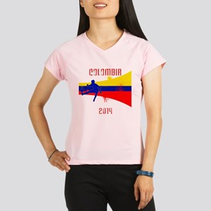 Colombia World Cup 2014 Performance Dry T-Shirt
