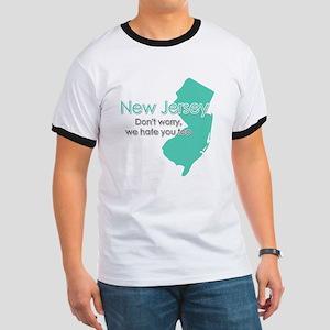 New Jersey Ringer T