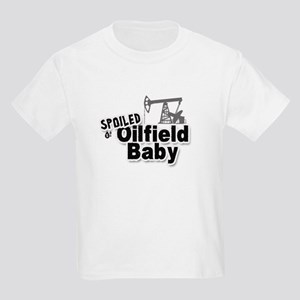 Spoiled Oilfield Baby T-Shirt