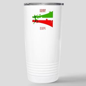 Iran World Cup 2014 Stainless Steel Travel Mug