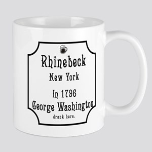 Historical Rhinebeck George Washington drank here